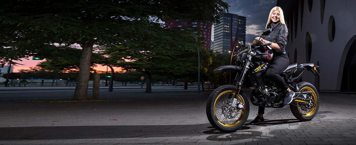 Reiju mopeder