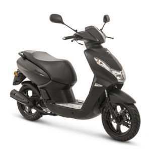 Peugeot Kisbee Black Edition Mad Black