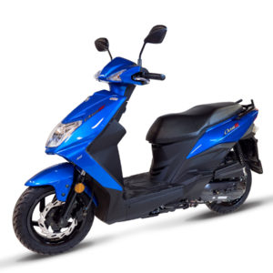 SYM Orbit3 Blue