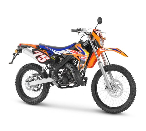Rieju MRT Enduro Orange Replica