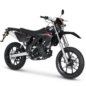 Rieju MRT Supermotard Black-Edition