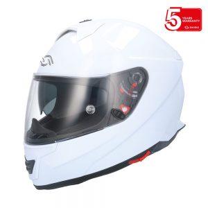 Integralhjälm Shiro SH351 Fiber Integral Vit