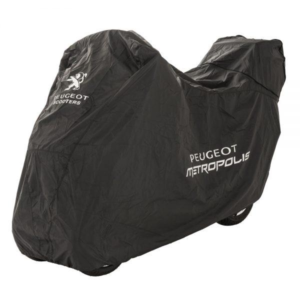 Tillbehör Peugeot Metropolis 400 Överdrag