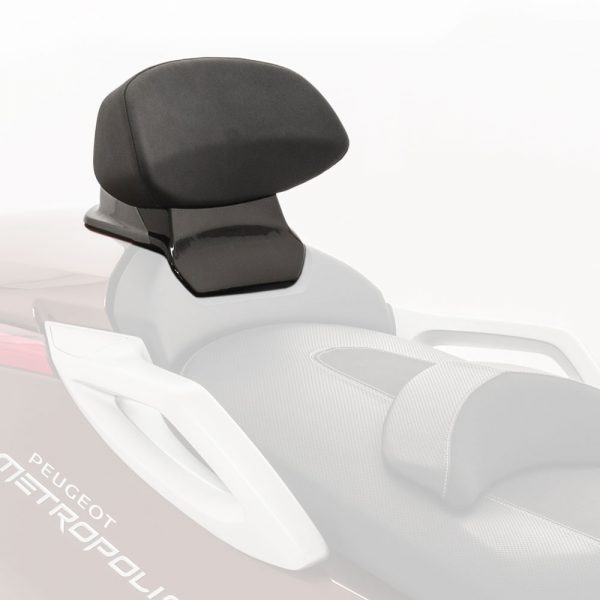 Tillbehör Peugeot Metropolis 400 ryggstöd