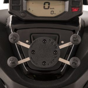 Tillbehör Peugeot Speedfight 3 & 4 Smartphonehållare