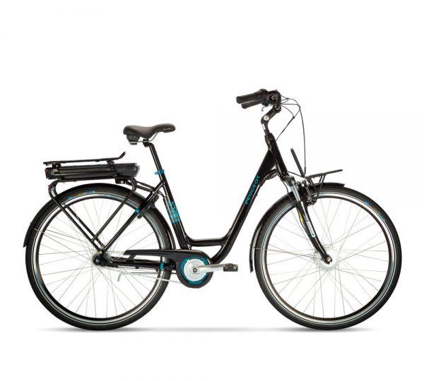 Produktbild Peugeot Cycles FM07 7vxl Glossy Black