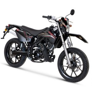 Produktbild Rieju MRT Supermotard Black Edition Low Rider