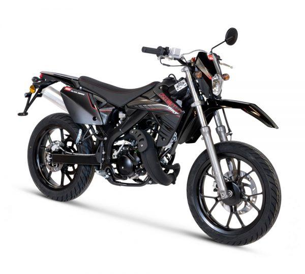 Produktbild Rieju MRT Supermotard Black Edition Low Rider
