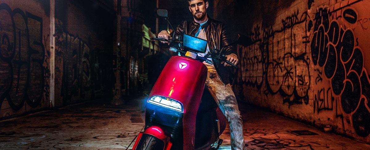 Peugeot mopeder och elcyklar